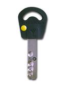 MUL-T-LOCK ※元鍵とセキュリティカードが必要です。