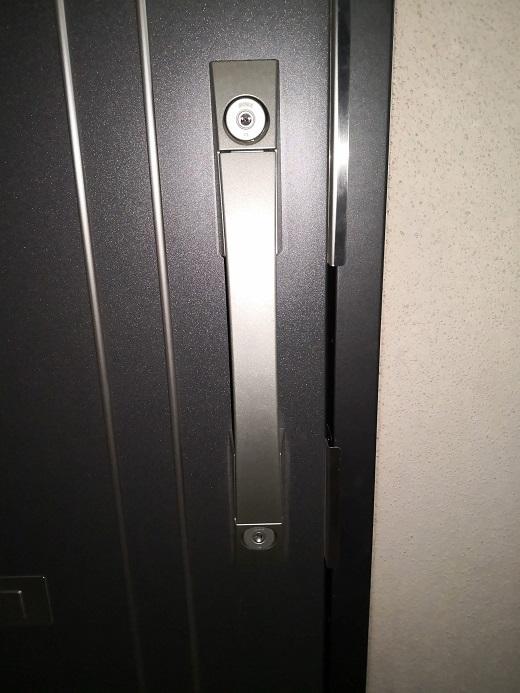MIWA PRのプッシュプル錠