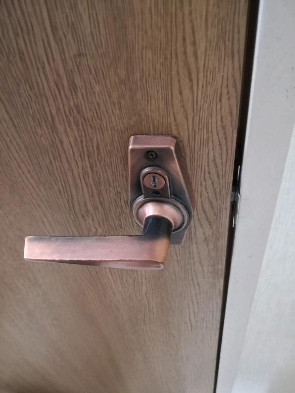 GATE(ゲート)レバー表示錠
