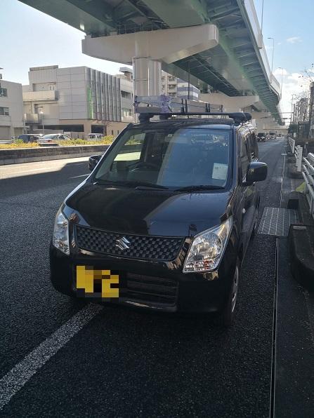 SUZUKI Wagon R スズキ ワゴンR