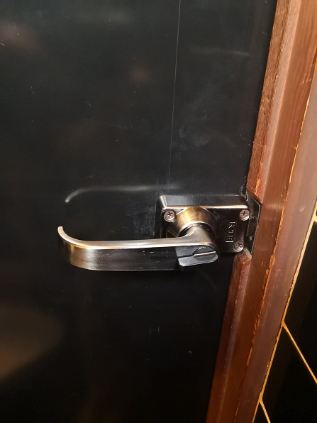 マツ六 MAZROC ECLE バリアフリーレバーハンドル 表示錠 トイレ用