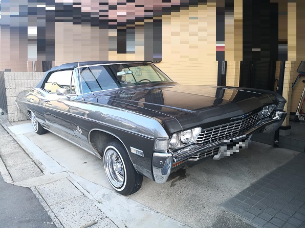Chevrolet Impala 4代目 シボレー インパラ SS(スーパースポーツ)コンバーチブル