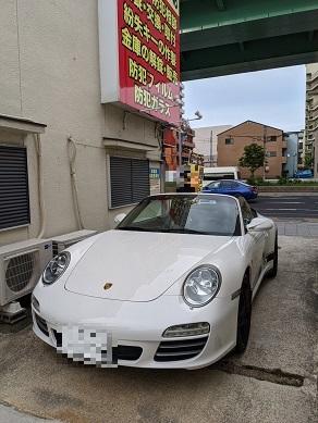 Porsche(ポルシェ)911(Type997) カレラ4S