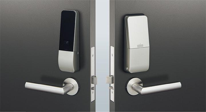 美和ロック株式会社 自動施錠型テンキーカードロック(電池式)TK5LT