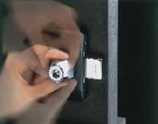 dormakaba社 「カバスタープラスセーフティーリムロック」8523 標準キー5本付き