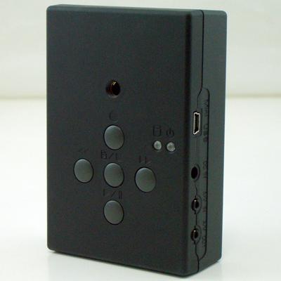 自動録画機能搭載フルハイビジョンビデオカメラ「ITR-160FHD」